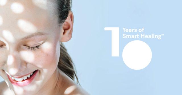 10 years of Smart Healing